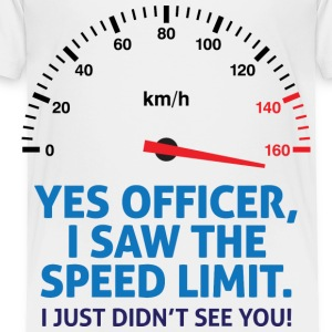Speed Limit 2 (dd)++2012 Kids' Shirts - Toddler Premium T-Shirt