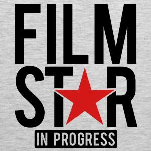 Film Star in progress Sweatshirts - Men's Premium Tank