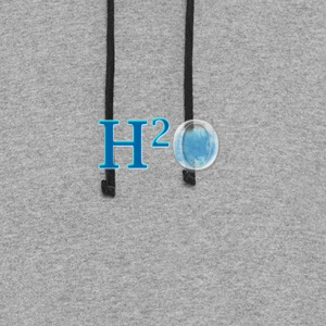 h2o T-Shirts - Colorblock Hoodie