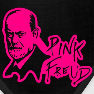 PINK FREUD High Quality Printing for Dark Colors Hoodies - Bandana