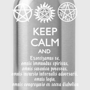 KEEP CALM AND SPEAK LATIN - Water Bottle