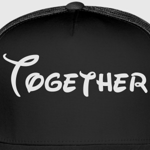 together Long Sleeve Shirts - Trucker Cap