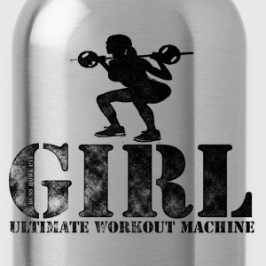 Ultimate Workout Machine (2) Women's T-Shirts - Water Bottle