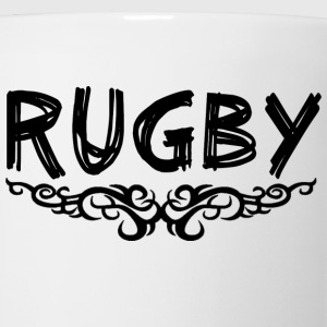 Rugby T-Shirt - Coffee/Tea Mug