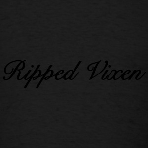 RippedVixen Caps - Men's T-Shirt