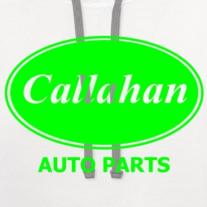 Callahan Auto T-Shirts - Contrast Hoodie