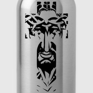 JESUSINTHECROSS.png T-Shirts - Water Bottle