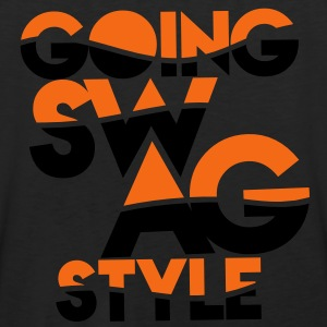 GOING SWAG STYLE two color Hoodies - Men's Premium Tank