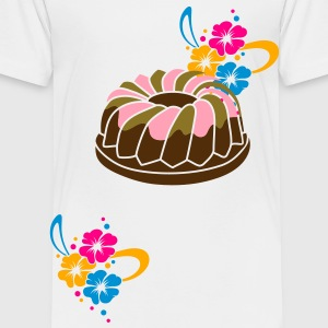A ring cake with icing Kids' Shirts - Toddler Premium T-Shirt