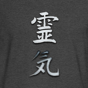 Reiki old japanese sign ★ Spiritspread Women's T-Shirts - Men's Long Sleeve T-Shirt