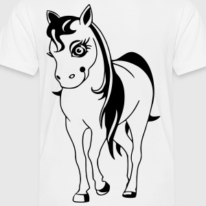 Pony Kids' Shirts - Toddler Premium T-Shirt