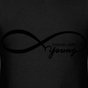 Forever Young Bags  - Men's T-Shirt