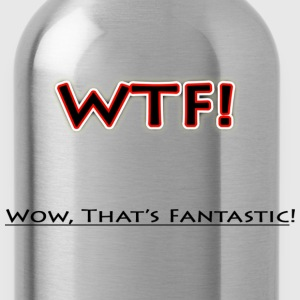 WTF! - Water Bottle