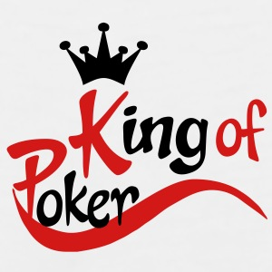 poker king - Men's Premium Tank