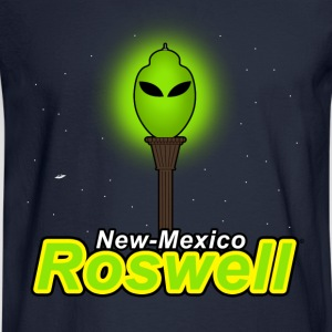 Roswell NM - Men's Long Sleeve T-Shirt