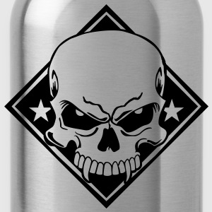 Evil Skull Hoodies - Water Bottle