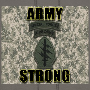 Army Strong - Special Forces - Men's Hoodie