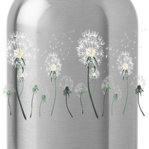 pusteblumen wiese,Dandelion meadow Long Sleeve Shirts - Water Bottle
