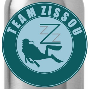 team_zissou T-Shirts - Water Bottle