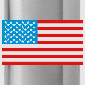 US Flag - Water Bottle