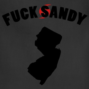 FUCK Hurricane Sandy - Adjustable Apron