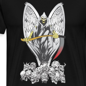 REAPER.png Long Sleeve Shirts - Men's Premium T-Shirt