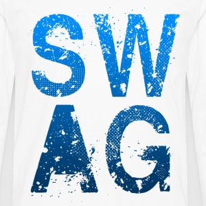Swag Style T-Shirts  - Men's Premium Long Sleeve T-Shirt