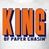 KING OF PAPER CHASIN' T-Shirts - Men's T-Shirt