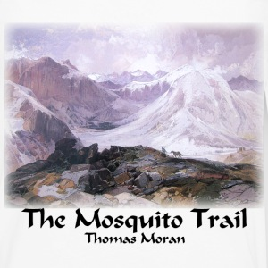 Moran - The Mosquito Trail - Men's Premium Long Sleeve T-Shirt