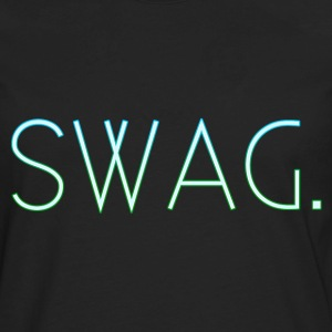 Swag Style T-Shirt - Men's Premium Long Sleeve T-Shirt