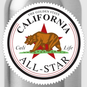 california_all_star - Water Bottle