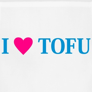 I LOVE TOFU Women's T-Shirts - Adjustable Apron