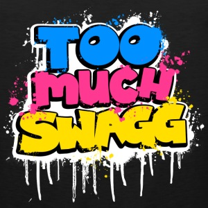 Too much swagg Kids' Shirts - Men's Premium Tank