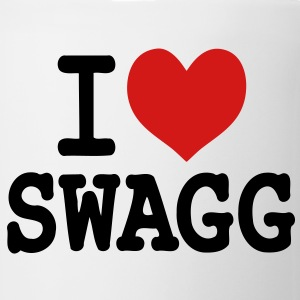 I love swagg original Hoodies - Coffee/Tea Mug