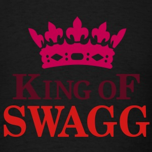 King of swagg Hoodies - Men's T-Shirt