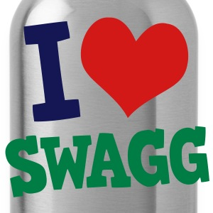 I love swagg Kids' Shirts - Water Bottle