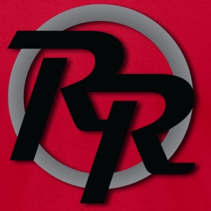 Official RR Logo Hoodies - Men's T-Shirt by American Apparel