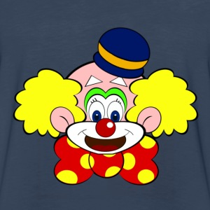 clown Kids' Shirts - Men's Premium Long Sleeve T-Shirt