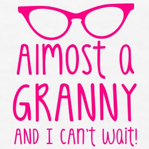 almost a granny! glasses and I can't WAIT! Accessories - Men's T-Shirt