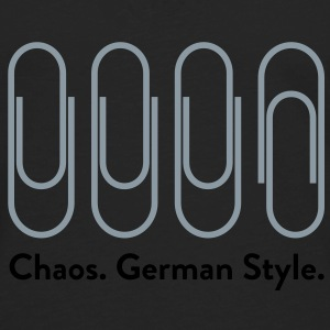 Chaos German Style (2c)++2012 Bags  - Men's Premium Long Sleeve T-Shirt