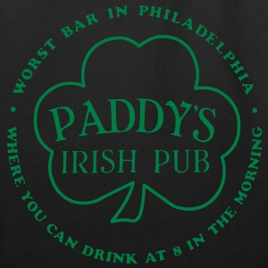 Paddys Bar - Eco-Friendly Cotton Tote