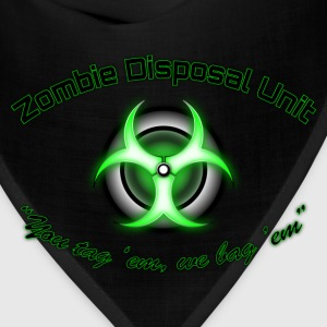 Zombie Disposal Unit - Bandana