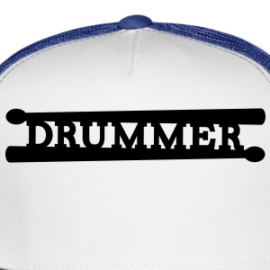 Drums T-Shirts - Trucker Cap