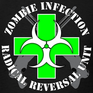 Zombie Radical Reversal Unit - Men's T-Shirt