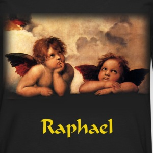 Raphael - Angels - Men's Premium Long Sleeve T-Shirt