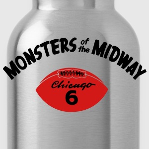 MONSTERS OF THE MIDWAY - Water Bottle