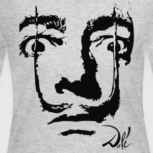 Salvador Dali - Women's Long Sleeve Jersey T-Shirt