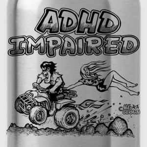 ADHD Impaired Fourwheeler - Water Bottle