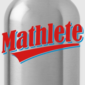 Mathlete - Water Bottle