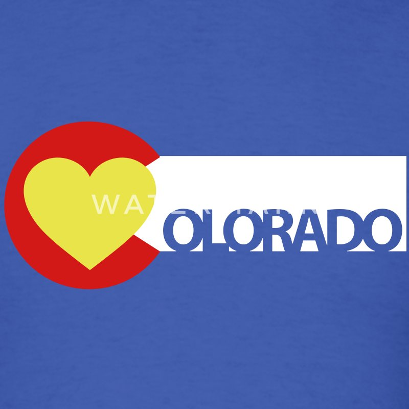 Love Colorado T-Shirts - Men's T-Shirt